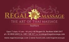 Regal Massage Redfern  $79/hr Redfern Inner Sydney Preview