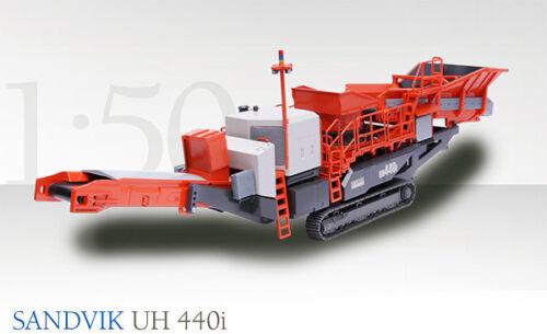 Conrad 2511 Sandvik UH440i Mobile Crushing Unit Die-cast O scale 1/50 MIB