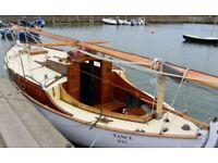 Heron Sailing Boat