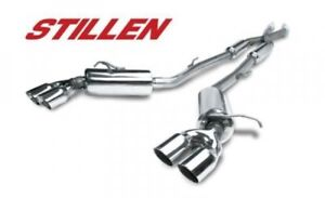 2010-2013 Hyundai Genesis Coupe Stainless Steel Cat-Back Exhaust