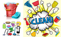 Housekeeper/Cleaning Lady (Richmond)
