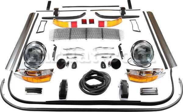 For Porsche 911/964 Retro Backdate Kit 1988-93 New