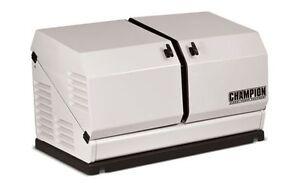 12.5kw Champion Automatic Home standby Generators