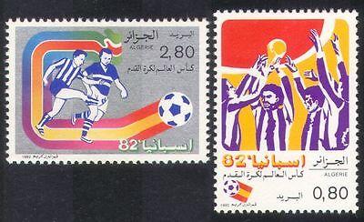 Algeria 1982 World Cup/WC/Spain/Football/Soccer/Sports/Games 2v set (n39334)