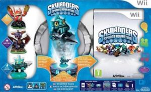 Skylander spyro adventure Wii