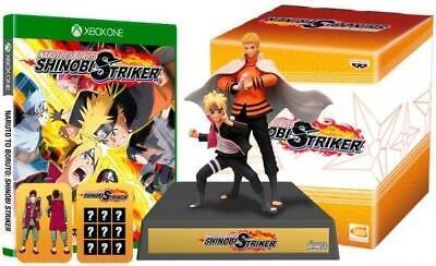 Naruto to Boruto Shinobi Striker - Collector's Edition XB1 (Microsoft Xbox One), usado comprar usado  Enviando para Brazil