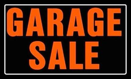 Monster garage sale this Sunday