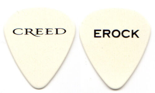 CREED Guitar Pick : 2010 Full Circle Tour Erock Eric Friedman