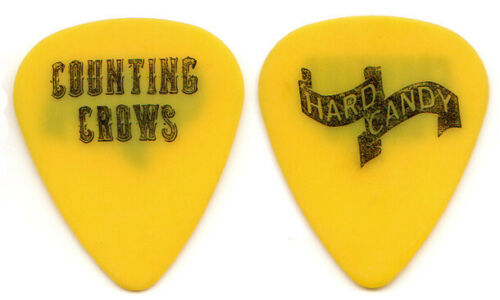 Counting Crows Guitar Pick : 2002 Hard Candy Tour Dan Vickrey