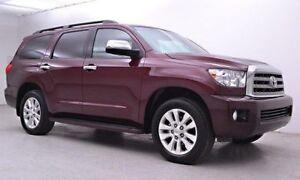Toyota Sequoia PLATINIUM 2011