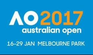 Australian Open 2 x tickets Men's Semi Final Friday 27 January Claremont Nedlands Area Preview
