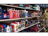 3 x Retail shop shelving 2.1 x 1.2 x 0.5m... BARGAIN!! QUICK SALE!!