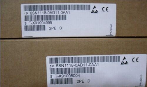 1pc New Siemens 6sn1118-0ad11-0aa1