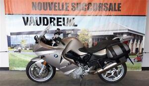 2009 MOTOCYCLETTES BMW F800 ST