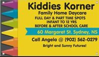 Need childcare?