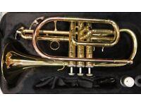 Elkhart 100 cr student cornet
