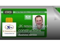Health and Safety Awareness course for a Green CSCS card
