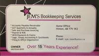 Do you need a Bookkeeper? Message me!