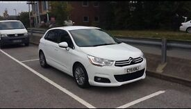 Citroen C4 1.6 e-HDI Airdream VTR+ EGS6 5dr - Free Gold AA warranty, Expires 18th October 2018