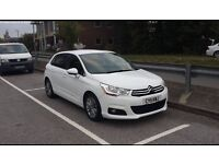 Citroen C4 1.6 e-HDI Airdream VTR+ EGS6 5dr - Free Gold AA warranty 18th October 2018