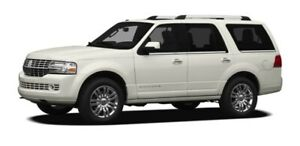 2010 Lincoln Navigator Fully loaded low kms