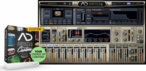 XLN Audio Addictive Drums 2 Bundle