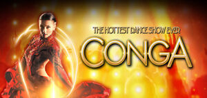 CONGA @ FALLSVIEW CASINO WEDNESDAY SEPTEMBER 26, 2018