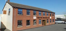 Offices to Let /Rent in Tamworth, short term leases available