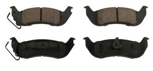 REAR BRAKE PADS  SET 1040,fits: Ford Crown Victoria 2011-2003, R