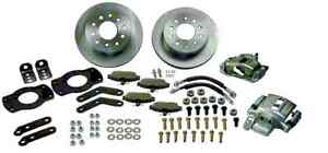 REAR DISC BRAKE CONVERSION FOR GM 10 BOLT 12 BOLT