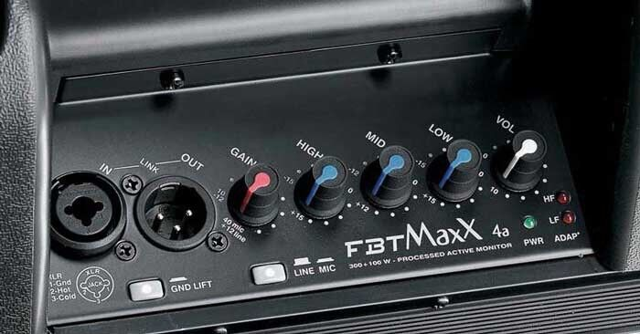 Active PA Speakers FBT (pro end speakers)