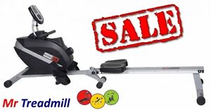 Bodyworx KR170M Magnetic Rower - Brisbane - Mr Treadmill Geebung Brisbane North East Preview