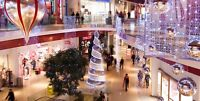 Earn Christmas Cash! Help Setup Shopping Mall Christmas Displays