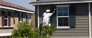 Cheap Student Painting Interior and Exterior!