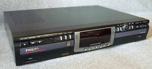 Phillips CDR-775 CD Recorder
