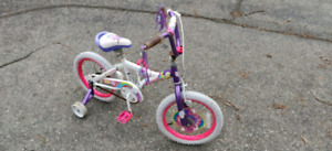My little pony girls bike