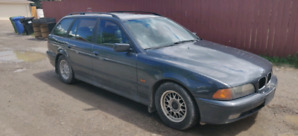 2001 BMW 528i e39 Wagon