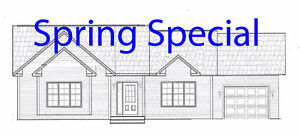 Spring Special $ 209 900.00  4 pcs Kitchen Appliances included