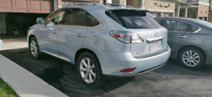 2010 Lexus rx350 ultra premium package