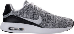 Nike Air Max Modern Flyknit Running Shoes Grey Black SZ 9