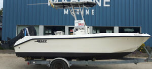 Mako 192 Center Console w/ Mercury 150 HP 2-Stroke Outboard