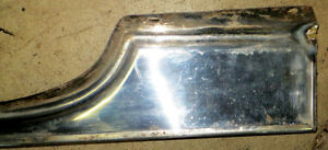 1952-53 Cadillac coupe  series 62 D.S fender skirt trim London Ontario image 2