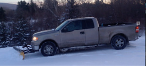 Ford F150 4x4 Plow Truck, needs some repairs