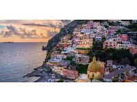 FOR ONE: £169, 4 day holiday to Italy, Amalfi Coast, Naples (flight & 4 star hotel)15-18th August