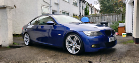 image for 2009 BMW e92 325d Msport Coupe, 3.0 Diesel Manual (330d)