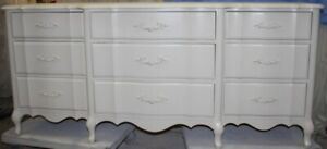 GORGEOUS FRENCH PROVINCIAL MALCOLM DRESSER