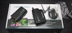 Audio Technica System 10 ATW-1701 Wireless Lavalier Microphone