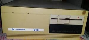 Rare Commodore Colt (Commodore PC10C PC20C) computer Moorebank Liverpool Area Preview