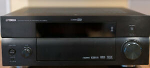 YAMAHA RX-V2600 7.1 A/V Home Theatre Receiver. SOLID Clean