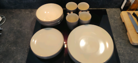 16 piece tableware dinner set